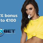 1xbet 100 eur bonus